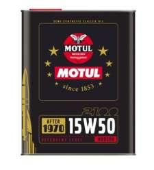 Olio Motul Auto 2100 15W50 - 2 lt