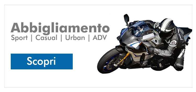 Abbigliamento Moto per bike Sport, Urban o Adventure / Cross